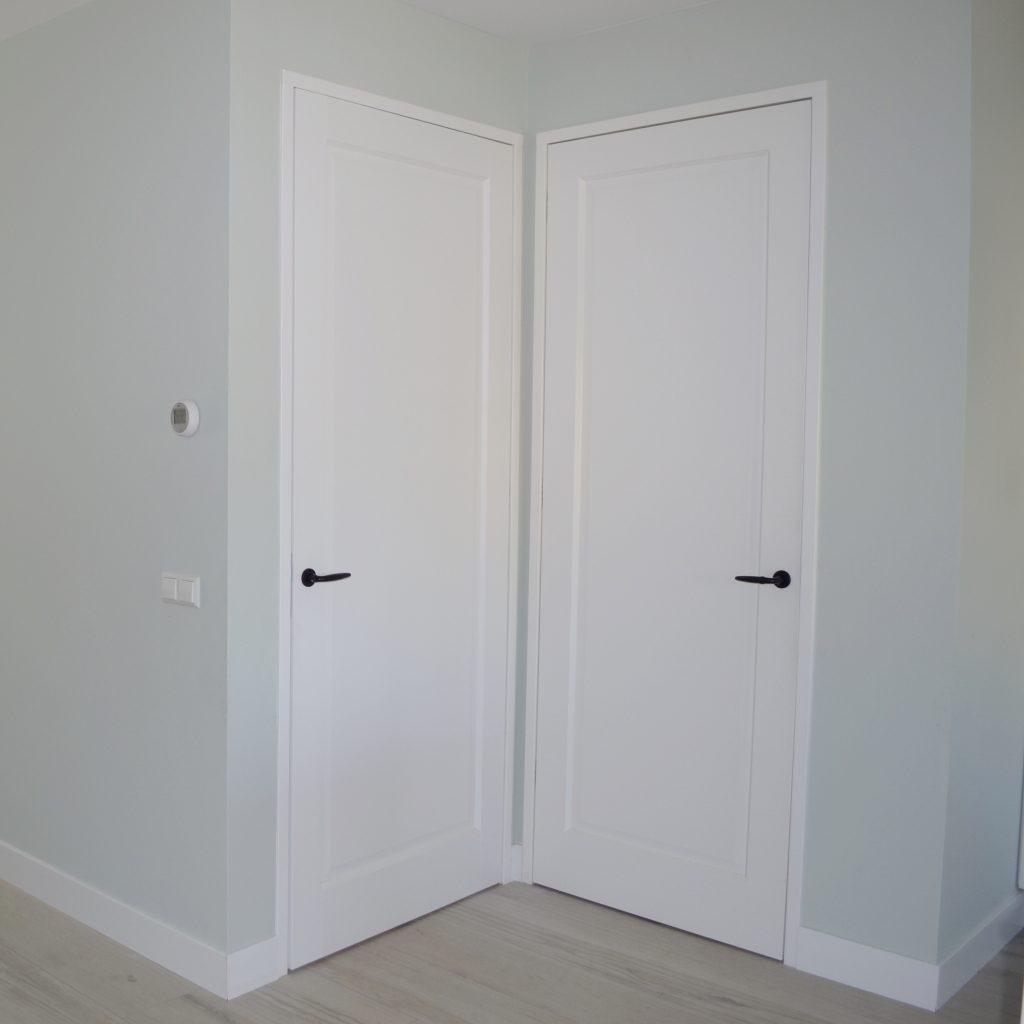 Klassiek/ moderne binnendeur