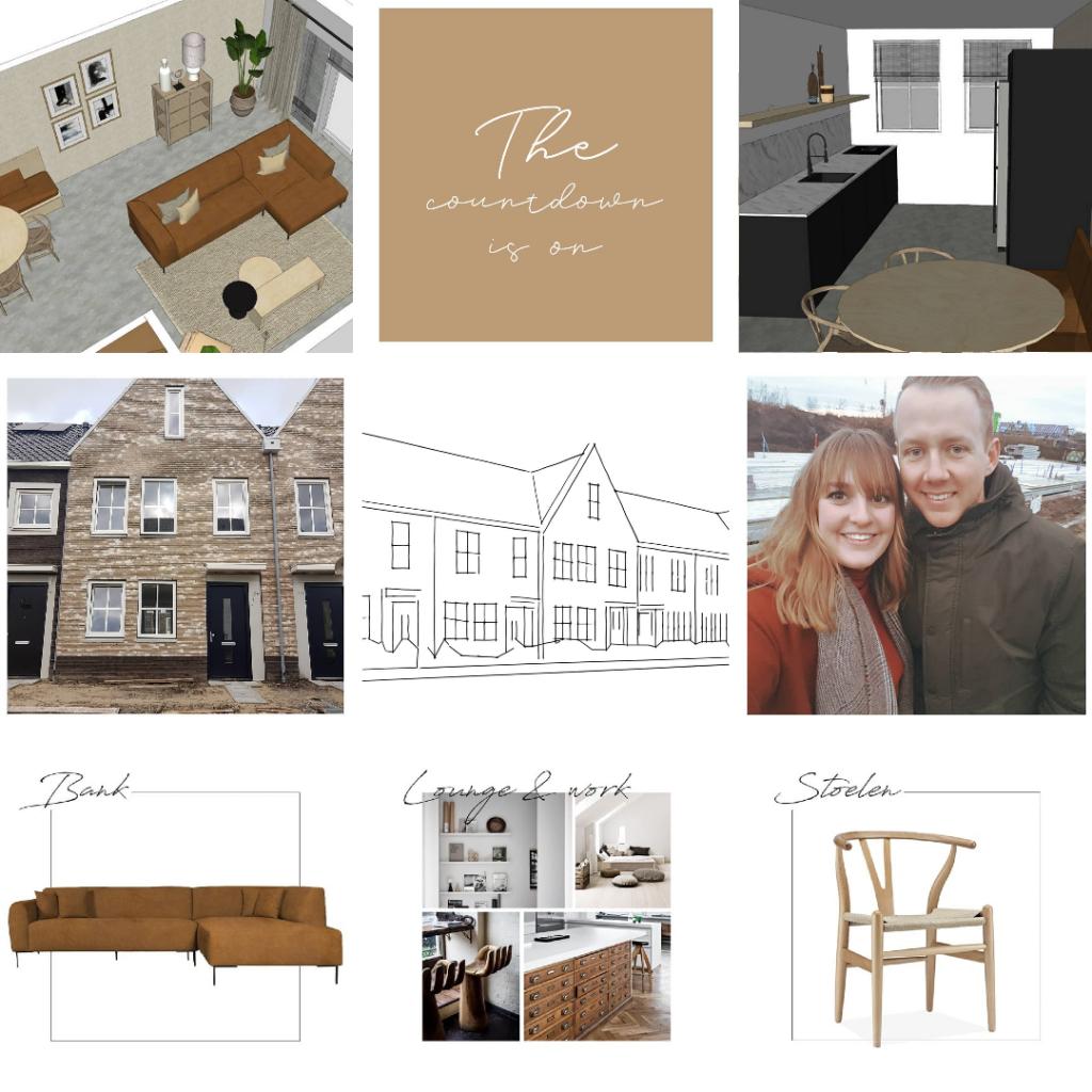 8 Instagrammers met een nieuwbouwhuis