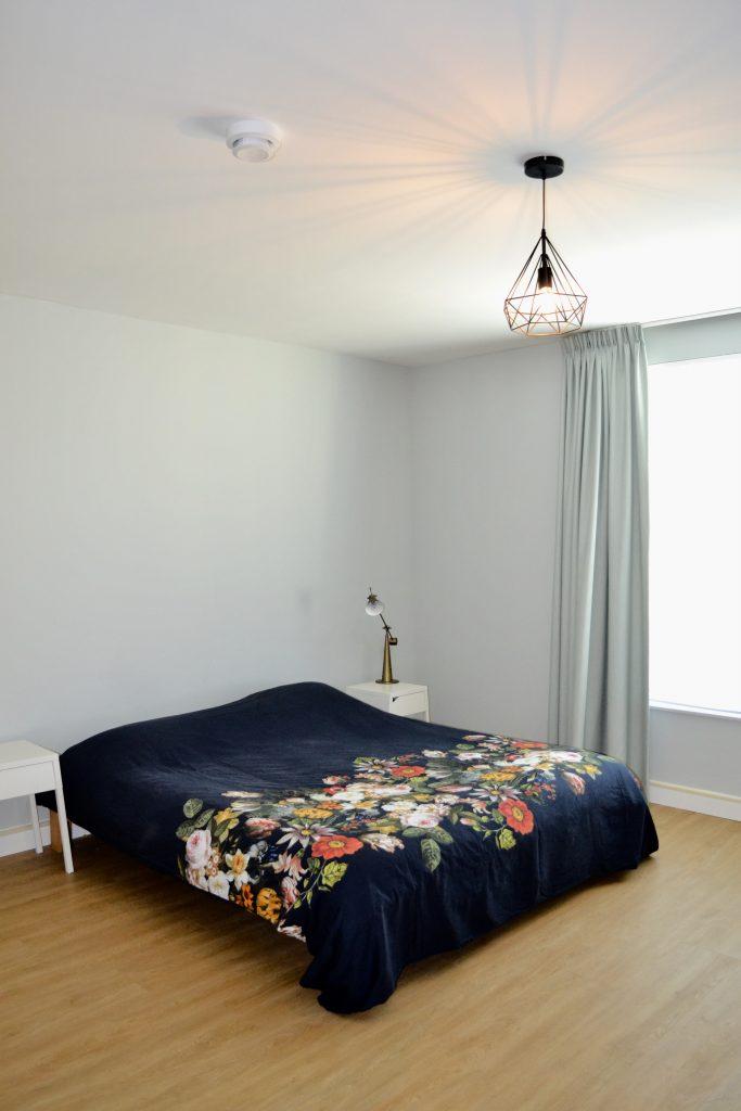 PVC vloer in de slaapkamer