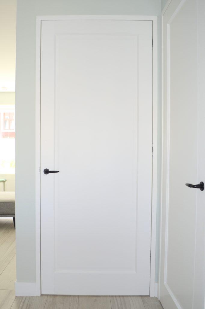 In 7 stappen naar een nieuwe deur