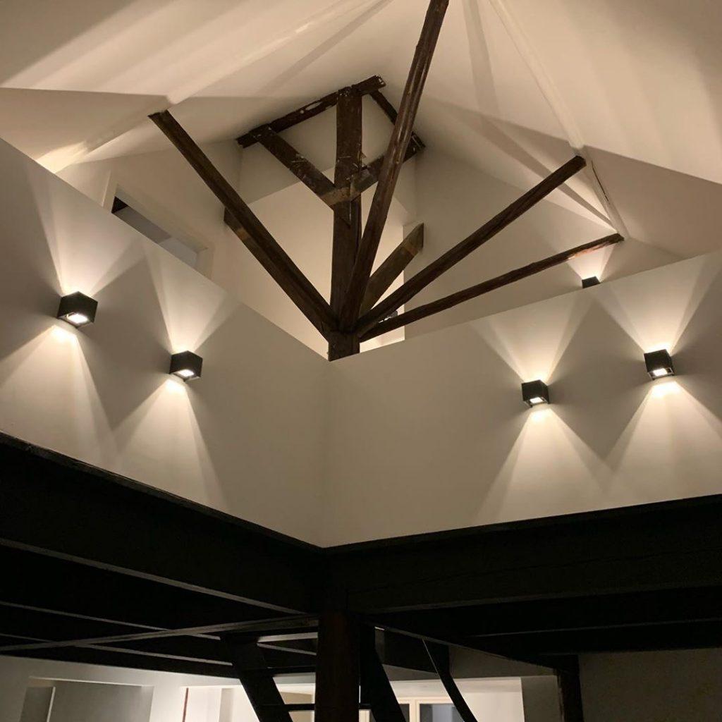 nspiratie voor verbouwers. Het plafond van @ptrcbkkr_home