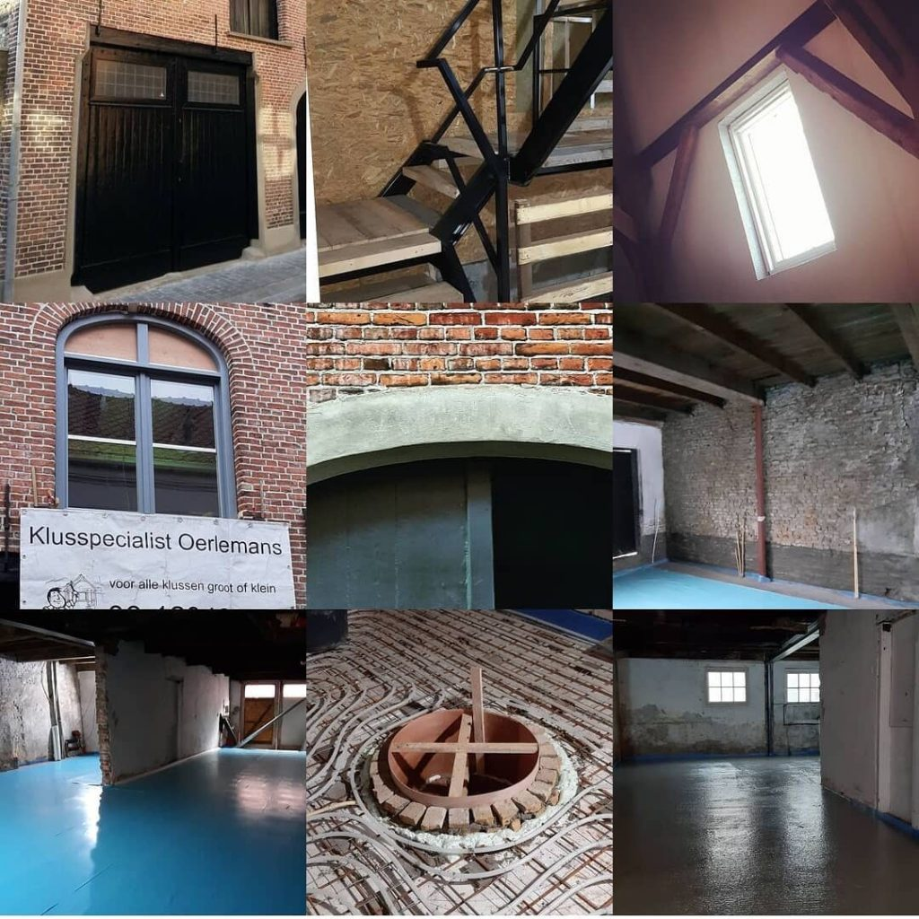 4 Instagrammers met een verbouwproject.  9 keer de verbouwing van @onspakhuis