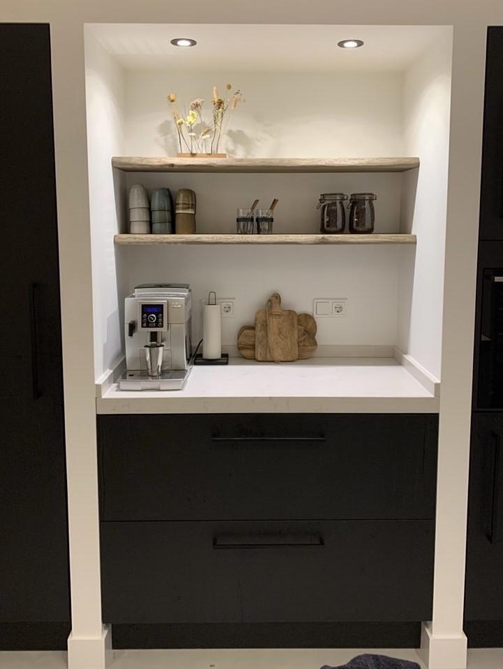 Koffienis. Keuken inspiratie 2021
